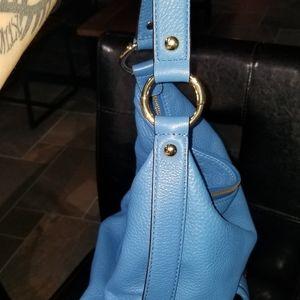 Blue NEW Michael Kors bag